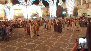 preview picture of video 'Corteo aragonese 2014, S. maria a vico'