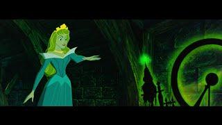 Sleeping Beauty (1959)   Rose Pricks Her Finger