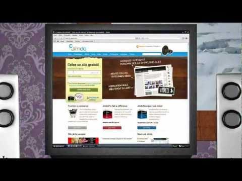 comment construire son propre site web