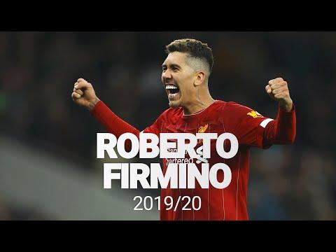 Best of: Roberto Firmino 19/20 | Premier League Champion