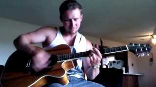 """Eric Church Cover- """"What I Almost Was"""""""