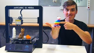 Better Than the Creality CR-10? - Anycubic i3 Mega Review