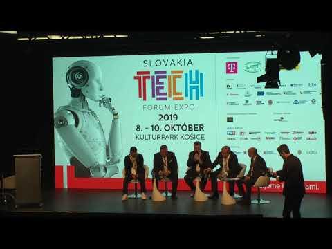 Panelová diskusia- Smart Career II.: Digitálna transformácia Slovenska: bude ju mať kto urobiť?