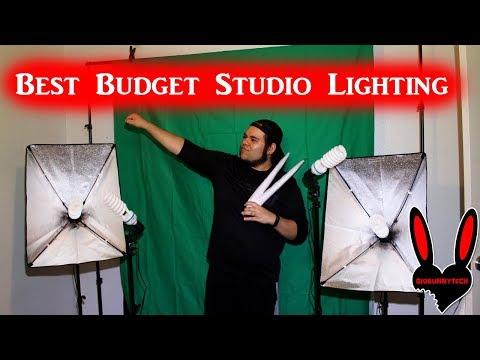 Best Budget Studio Lighting 📸