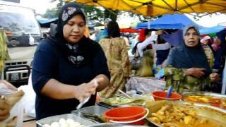 preview picture of video 'June 13, 2011 Pasar Borong Buloh Kubu Kota Bharu Kelantan (2)'