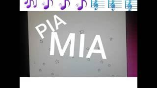 PIA MIA-MR.PRESIDENT(LYRICS)