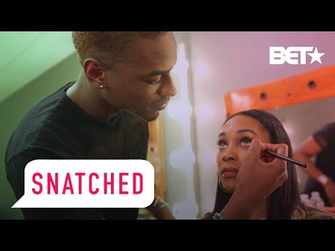 Celebrity MUA Mr. J. Glenn On Being Inspired By Beyoncé's And Oprah's MUAs | Snatched