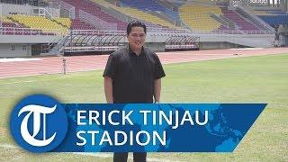Kunjungi Stadion Manahan Solo, Erick Thohir: Penjajakan