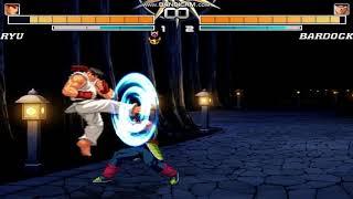 Mxp Mugen Ryu Vs Bardock Single Match