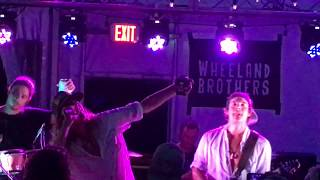 Toast To The Delaware Coast LIVE (crowd Cam)