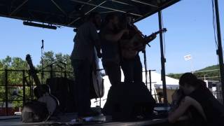 "The Tillers ""Hold the Woodpile Down"" Nelsonville Music Festival, OH 05.30.14"