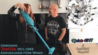 Update 4117 & Unboxing Womo Akkusauger Makita DCL182Z Tech(Nik)Vlog005
