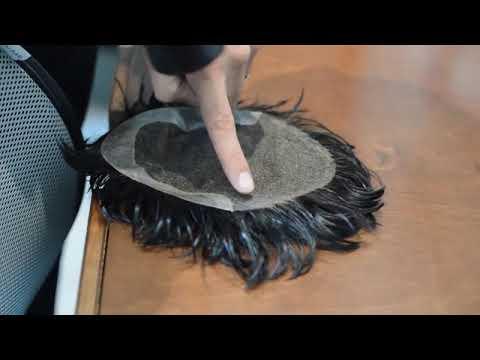 Como dar mantenimiento a uno prótesis capilar