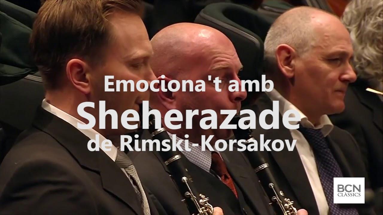 Shéhérazade i Concert per a piano 2 de Brahms