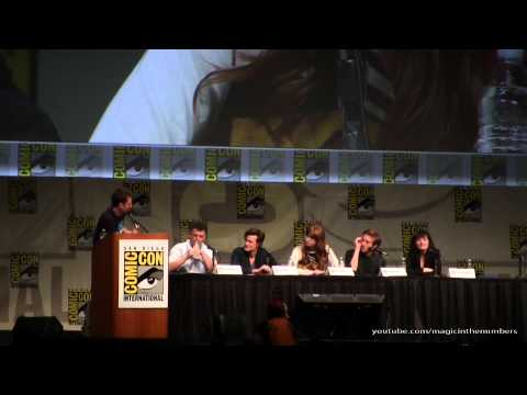 Doctor Who - Comic-Con 2012 - Watch the Full Panel