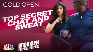 Cold Open: Rosa and Jake Secretly Meet with Holt - Brooklyn Nine-Nine