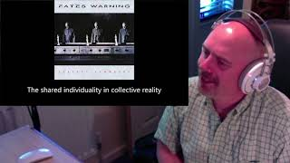 Fates Warning - Part Of The Machine (Reaction)