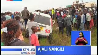 Watu wanne wafariki katika ajali ya barabara Nangili