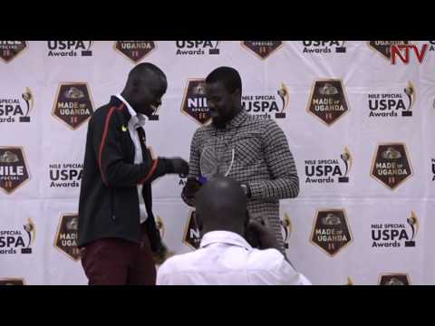 Nkumba Women's volleyball club wins USPA award