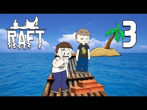 Sušíme Cihly na Pec - Raft - S2 - 3. Díl - Nakashi [CZ]