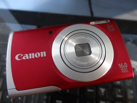 Canon PowerShot A2500 In-depth Review