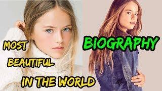 Kristina Pimenova Most Beautiful Child Model In The World 2018  Biography & Lifestyle Of Russian