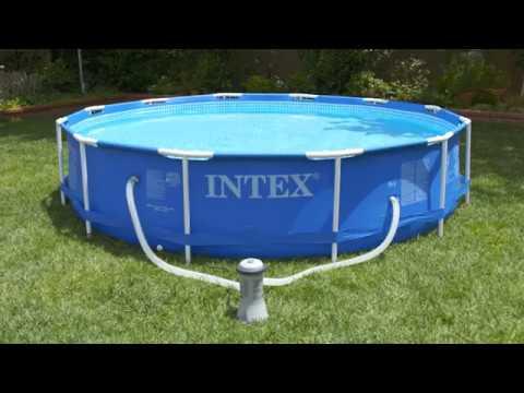 Intex filterpumpe 2271