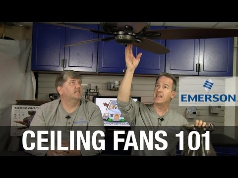 How To Select a Ceiling Fan