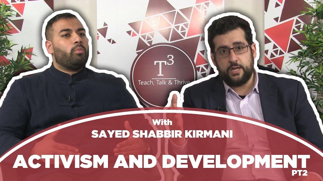 Activism and development Part 2