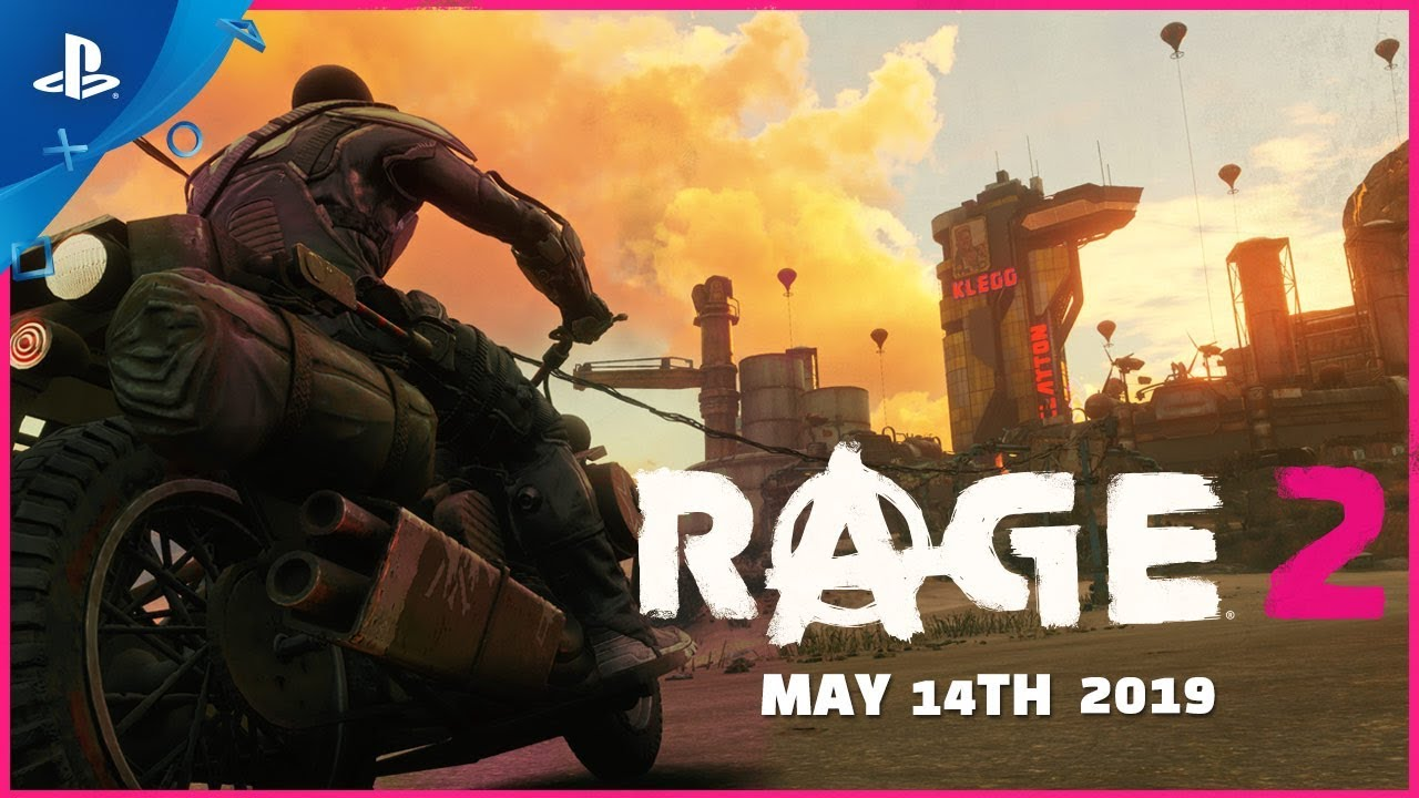 Rage 2 — Inside The Wild, Wild Wasteland