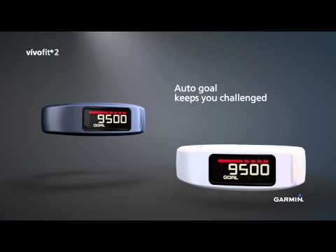 Garmin vívofit 2: Get Up and Get Moving