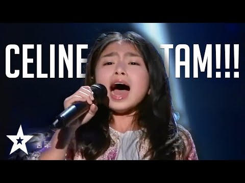 Download POWERFUL Performances By Celine Tam On Got Talent Around The World! | Got Talent HD Mp4 3GP Video and MP3