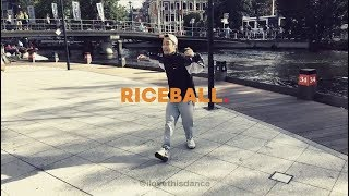 Riceball - Litefeet Freestyle in Amsterdam