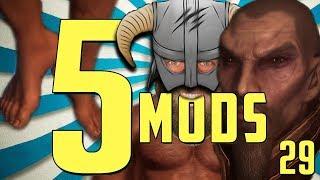 5 APPEARANCE MODS for SKYRIM SE