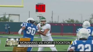Fort Stockton and Monahans