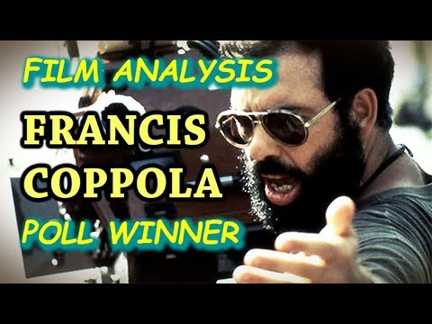 Francis Ford Coppola - concepts, style & techniques - film analysis (reload)