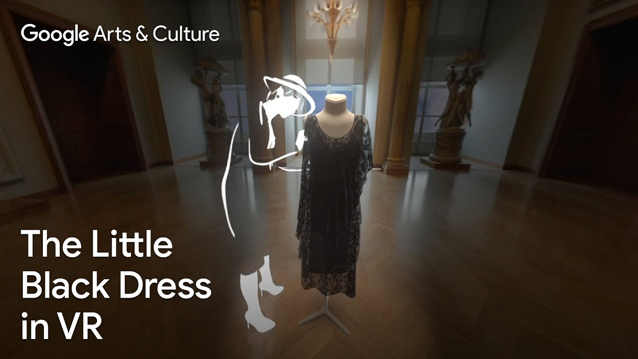 #WeWearCulture | Musée des Arts décoratifs: How did the black dress become an icon?