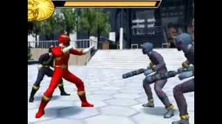 Game 5 anh em siêu nhân Gao giả lập trên PC
