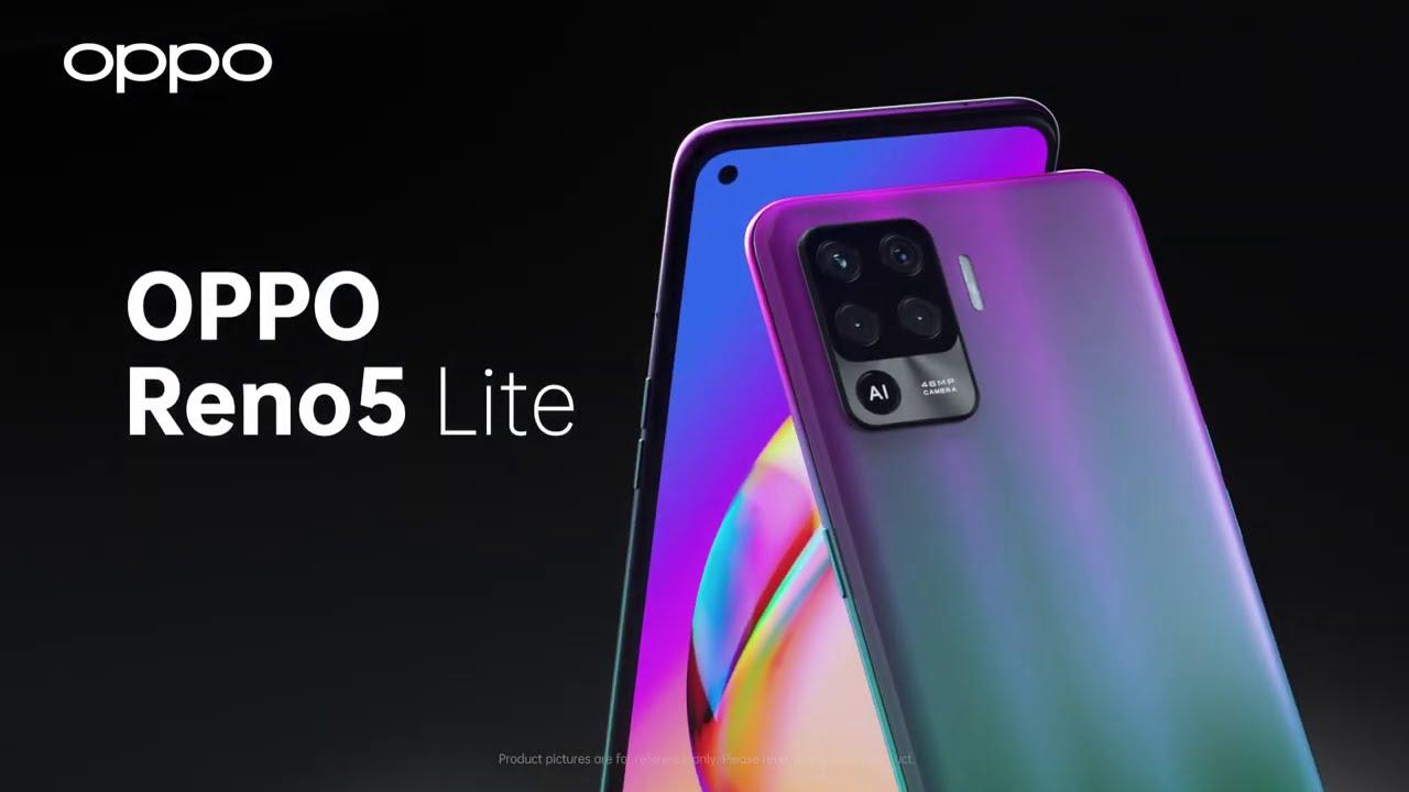 OPPO Reno5 Lite 8/128GB (Fantastic Purple) video preview