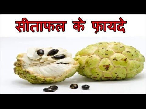 सीताफल के फ़ायदे | Health Benefits Of Custard Apple | Sharifa ke Sehat labh
