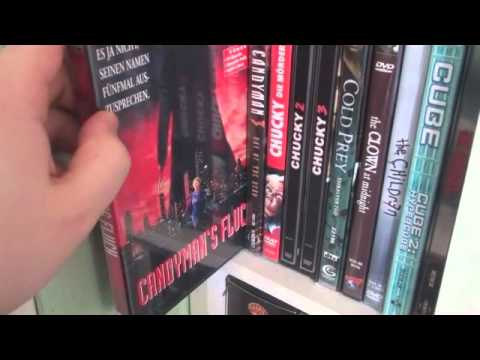 DVD Overview: Horror - Teil 1