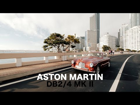 1955 Aston Martin Coupe (CC-1175623) for sale in Miami, Florida