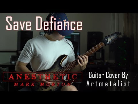 Mark Morton - Save Defiance ft. Myles Kennedy (2019 Guitar Cover) by Arther Metalist