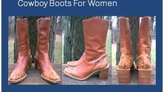 Cheap Womens Cowboy Boots