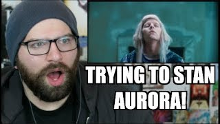 TRYING TO STAN AURORA!