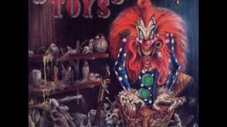 Dangerous Toys - Bones In The Gutter