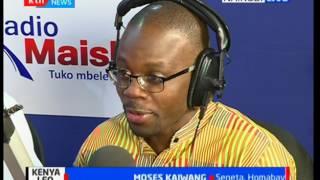 Kenya Leo: Kwa nini reli ya SGR imezinduliwa wakati wa uchaguzi - [Sehemu ya Kwanza]