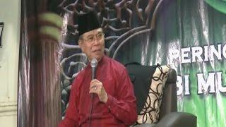 KH Achmad Mujayyid Malang  Pengajian Umum Maulid Nabi Muhammad SAW