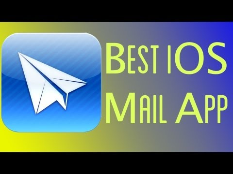 Best iPhone Mail Client – Sparrow App Review