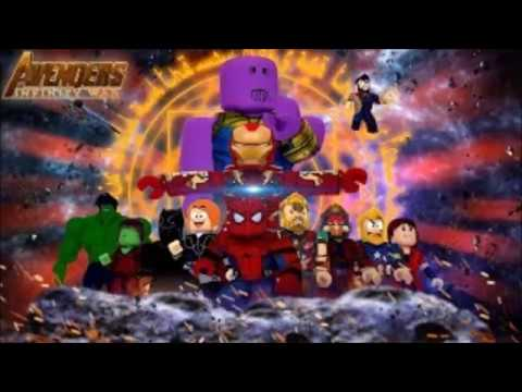Roblox Infinity War RP Part 2 - смотреть онлайн на Hah Life
